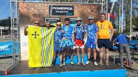 EL CLUB CICLISTA GUISSONA PARTICIPA A LA POWERADE MADRID-LISBOA