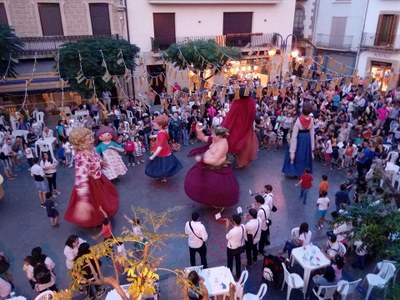 FESTA MAJOR DE GUISSONA 2017. UNA FESTA MOLT INTENSA.